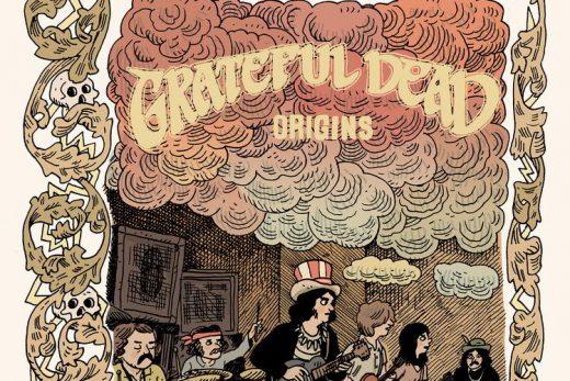 Grateful Dead komiks