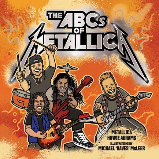 Metallica detská kniha