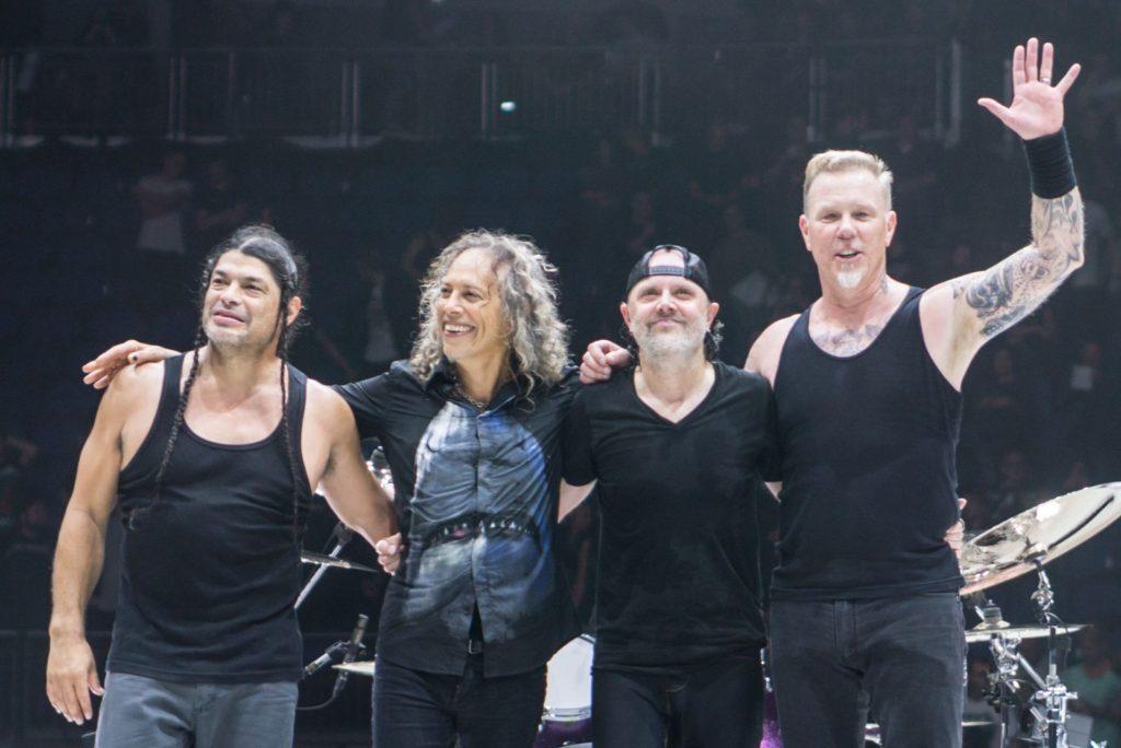 Metallica 2019 Praha