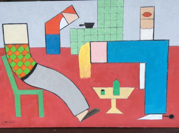 Ivan Mládek maliar