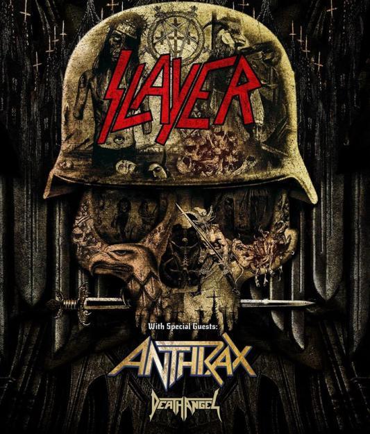 Slayer a Anthrax jamujú na motívy známej pesničky Bryana Adamsa