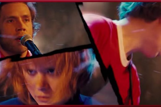 """Linkin Park """"One Step Closer"""" prespievaný postavami z filmov"""