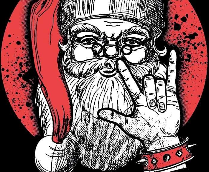 Najznámejšie vianočné pesničky. Tie rockové.