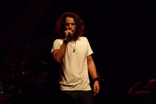Chris Cornell Tribute 10 spomienok