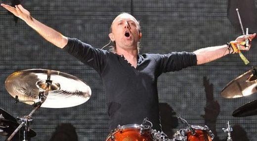 Lars Ulrich zaujímavé fakty o bubeníkovi Metalliky