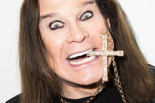 Ozzy Osbourne rytierom