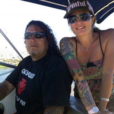 Chuck Billy s Manželkou Covid 19 pozitívni