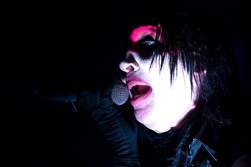 Marilyn Manson zatykač